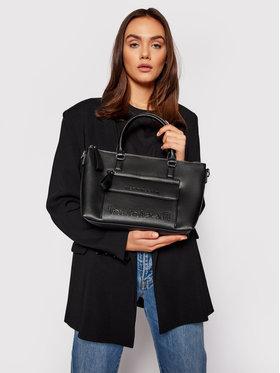 Desigual Desigual Τσάντα 21SAXPB2 Μαύρο