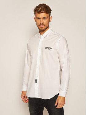 Versace Jeans Couture Versace Jeans Couture Chemise B1GZA6S3 Blanc Slim Fit