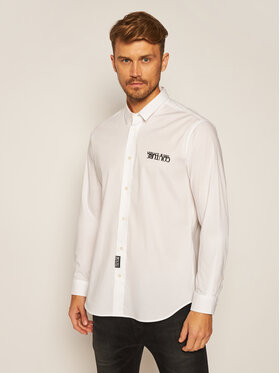 Versace Jeans Couture Versace Jeans Couture Koszula B1GZA6S3 Biały Slim Fit