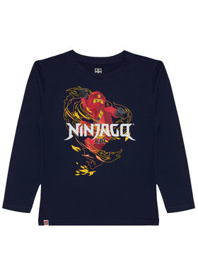 LEGO Wear LEGO Wear Блуза 22655 Тъмносин Regular Fit