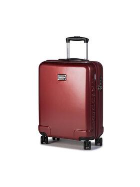 Puccini Puccini Kis kemény borítású bőrönd Panama PC029C 3 Bordó
