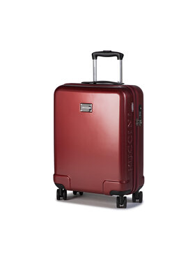 Puccini Puccini Mali tvrdi kofer Panama PC029C 3 Tamnocrvena