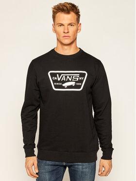 Vans Vans Sweatshirt Full Patch Crew II VN0A45CI Schwarz Regular Fit