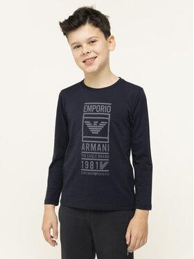 Emporio Armani Emporio Armani Set od 3 majice 6G4DJ1 4J09Z 0922 Šarena Regular Fit