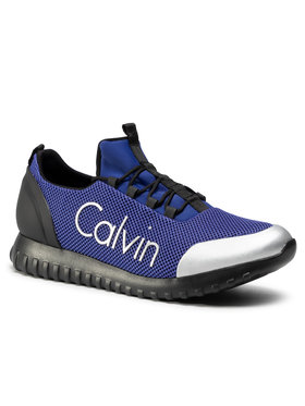 Calvin Klein Jeans Calvin Klein Jeans Сникърси Ron S0506 Тъмносин