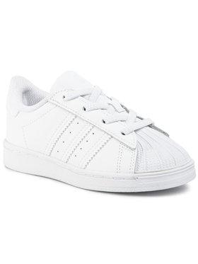 adidas adidas Cipő Superstar El 1 EF5397 Fehér