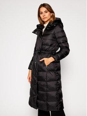 Geox Geox Žieminis paltas Tahina W0425G T2412 F9000 Juoda Regular Fit