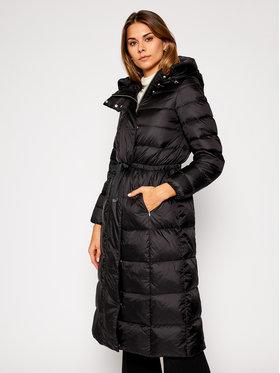 Geox Geox Зимно палто Tahina W0425G T2412 F9000 Черен Regular Fit