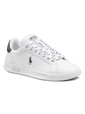 Polo Ralph Lauren Polo Ralph Lauren Sneakersy Hrt Ct II 809829824003 Biały