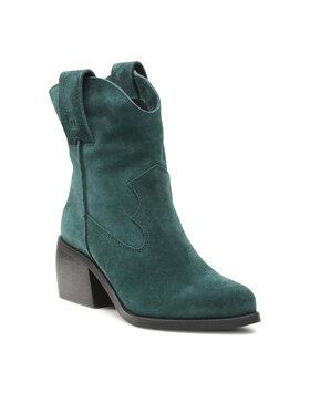 Nessi Nessi Členková obuv 21122 Zelená