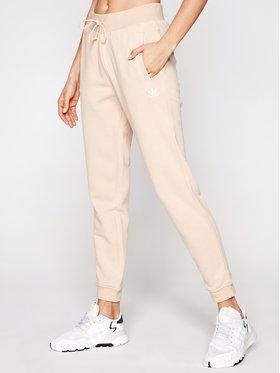adidas adidas Pantaloni da tuta Track GT6831 Beige Slim Fit