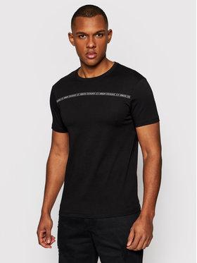 Armani Exchange Armani Exchange T-Shirt 8NZT93 Z8H4Z 1200 Černá Slim Fit