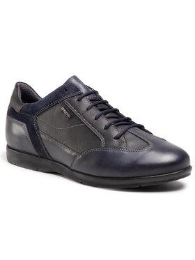 Geox Geox Laisvalaikio batai U Adrien A U047VA 0CLME C4002 Tamsiai mėlyna