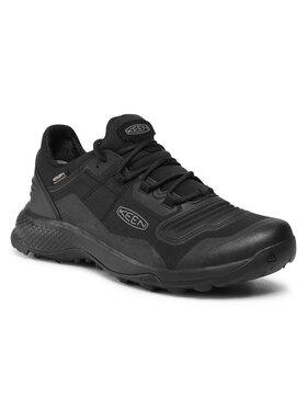 Keen Keen Trekingová obuv Tempo Flex Wp 1025294 Čierna