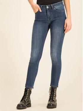 My Twin Skinny Fit džínsy 192MT2361 Tmavomodrá Skinny Fit