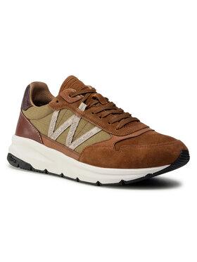 Woolrich Woolrich Sneakers WFM202.013.4030 Marron
