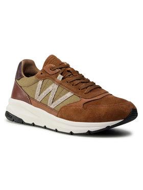 Woolrich Woolrich Sneakers WFM202.013.4030 Marrone