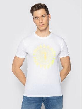 Trussardi Trussardi T-shirt 52T00327 Blanc Regular Fit
