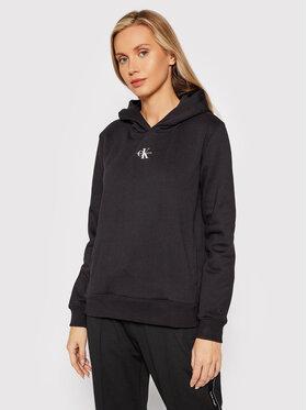 Calvin Klein Jeans Calvin Klein Jeans Sweatshirt J20J216958 Schwarz Regular Fit