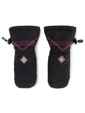 Spyder Spyder Lyžařské rukavice Girls Inspire 197058 Černá
