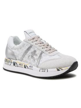 Premiata Premiata Sneakersy Conny 4618 Biały