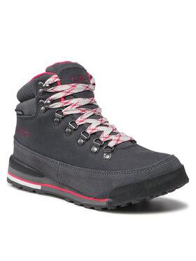 CMP CMP Παπούτσια πεζοπορίας Heka Wmn Hiking Shoes Wp 3Q49556 Γκρι