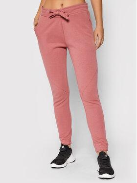 Outhorn Outhorn Teplákové kalhoty SPDD613 Růžová Regular Fit