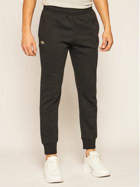 Lacoste Lacoste Teplákové kalhoty XH9507 Černá Regular Fit