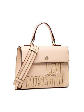 LOVE MOSCHINO LOVE MOSCHINO Дамска чанта JC4177PP1DLH0107 Бежов