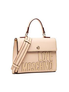 LOVE MOSCHINO LOVE MOSCHINO Geantă JC4177PP1DLH0107 Bej