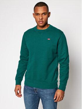 Levi's® Levi's® Bluză New Original 35909-0007 Verde Standard Fit