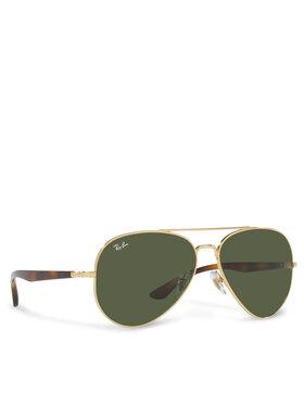 Ray-Ban Ray-Ban Okulary przeciwsłoneczne 0RB3675 001/31 Złoty