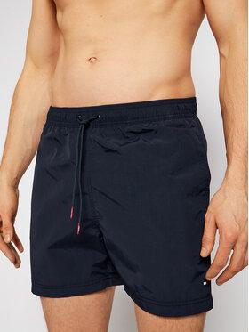 Tommy Hilfiger Tommy Hilfiger Pantaloni scurți pentru înot UM0UM02041 Bleumarin Slim Fit