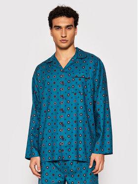 Cyberjammies Cyberjammies Pyjama-T-Shirt Geo 6635 Blau