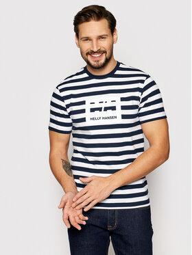 Helly Hansen Helly Hansen T-Shirt Box 53285 Barevná Regular Fit