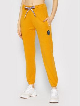 Femi Stories Femi Stories Spodnie dresowe Haruka Żółty Regular Fit