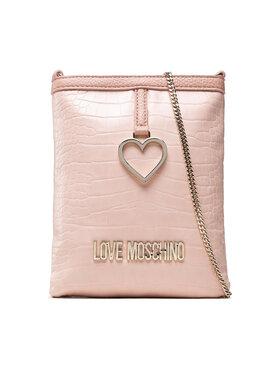 LOVE MOSCHINO LOVE MOSCHINO Torebka JC4264PP0DKF160A Różowy