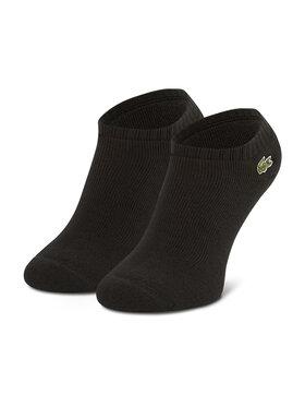 Lacoste Lacoste Ponožky Kotníkové Unisex RA2061 Čierna