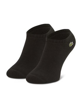 Lacoste Lacoste Rövid unisex zoknik RA2061 Fekete
