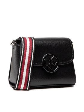 DKNY DKNY Handtasche Leina Flap Cbody R12EDO38 Schwarz