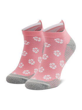 Asics Asics Skarpety Niskie Damskie Sakura Sock 3013A576 Różowy
