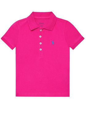 Polo Ralph Lauren Polo Ralph Lauren Polokošeľa Ss Polo 313698589089 Ružová Regular Fit
