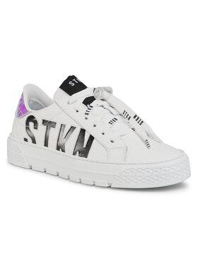 Stokton Stokton Sneakers Thunder-D Alb