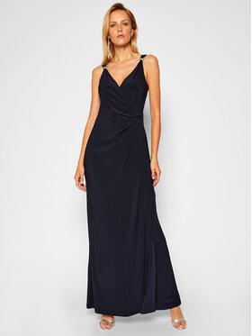 Lauren Ralph Lauren Lauren Ralph Lauren Rochie de seară Long Gown 253792261003 Bleumarin Regular Fit