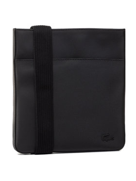 Lacoste Lacoste Sacoche Flat Crossover Bag NH2850HC Noir