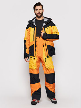 Peak Performance Peak Performance Pantaloni da sci VerPro G68287001 Arancione Regular Fit