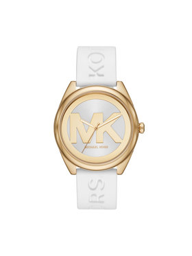 Michael Kors Michael Kors Zegarek Janelle MK7141 Biały