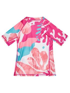 Reima Reima Koszulka do pływania Joonia 536584 Różowy Slim Fit
