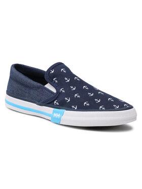 Helly Hansen Helly Hansen Sneakers aus Stoff W Copenhagen Slip-On Shoe 114-85.597 Dunkelblau