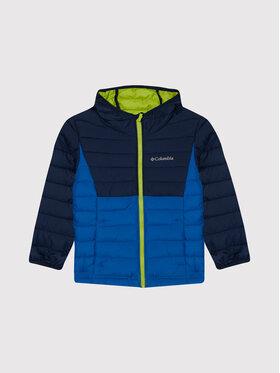 Columbia Columbia Pūkinė striukė Powder Lite™ 1802901 Tamsiai mėlyna Regular Fit